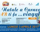 CARNEVALE 2017: dall'8 dicembre parte la vendita dei biglietti della LOTTERIA di CARNEVALE di SALUZZO
