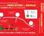 """TORNA IL CONCORSO A PREMI GRATUITO """"VINCI CON IL MERCATINO DI NATALE"""" 2016: IN PALIO UN I-PHONE 7!"""