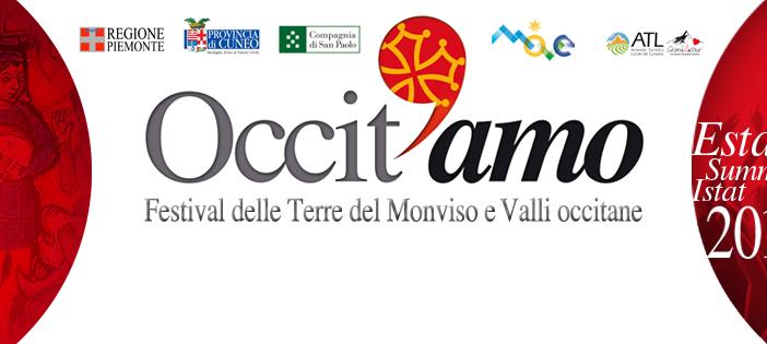 Occit'Amo, il Festival delle Terre del Monviso e delle Valli Occitane