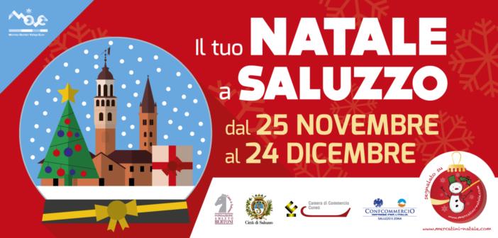 NATALE A SALUZZO Dal 25 novembre al 24 dicembre