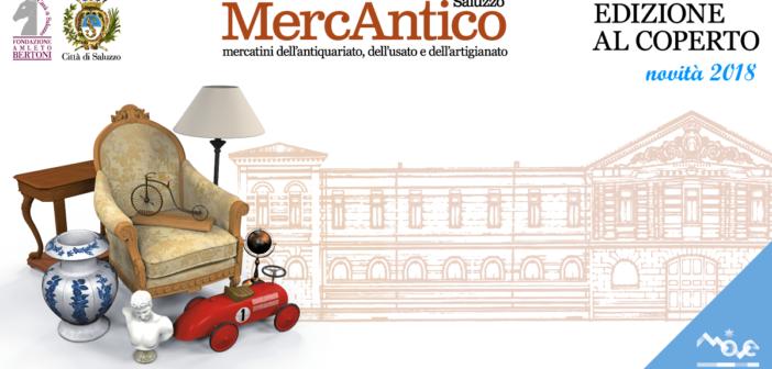 Novità_28 gennaio 2018 / MercAntico al coperto – Antiche Scuderie FAB