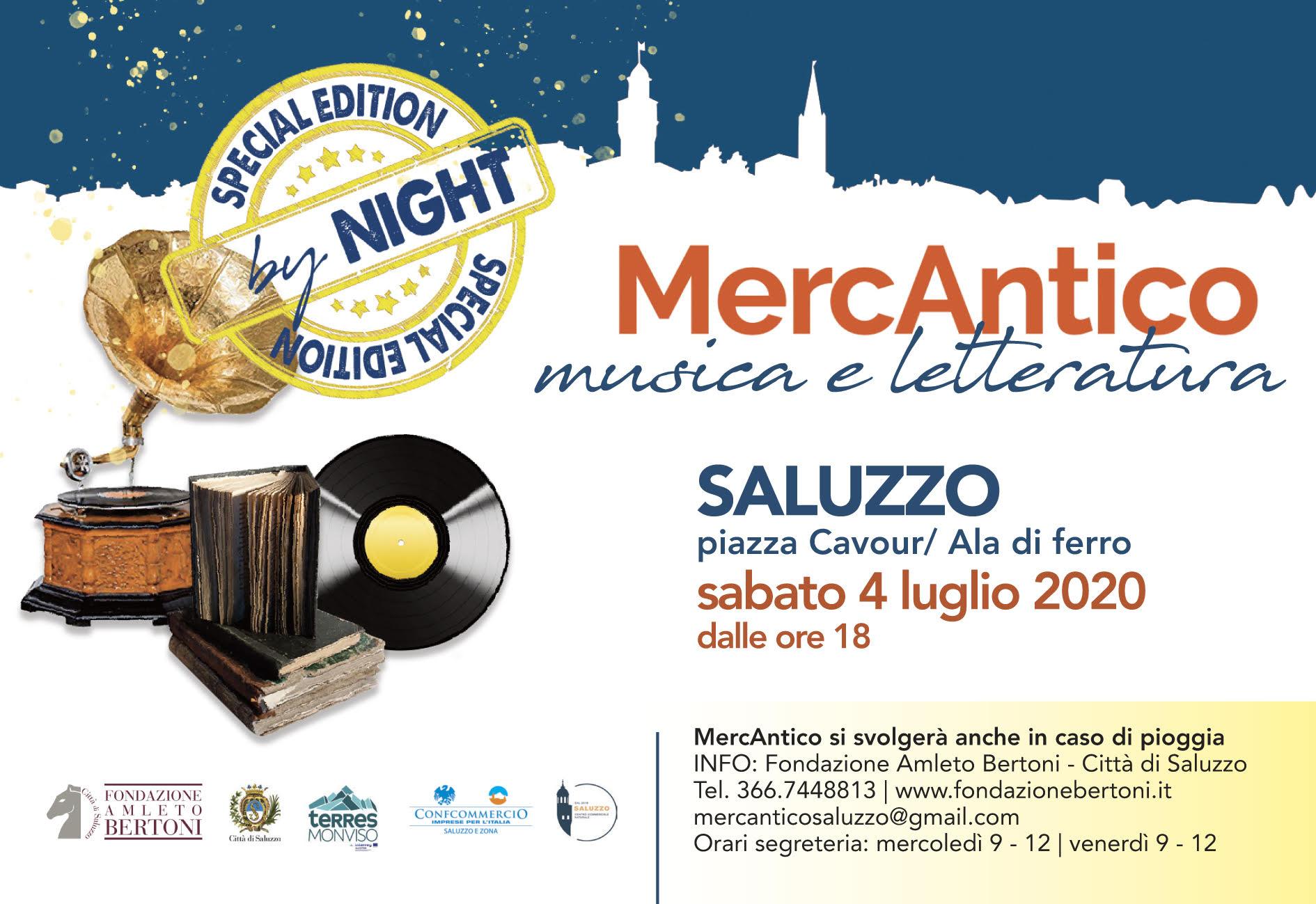 MercAntico by night!