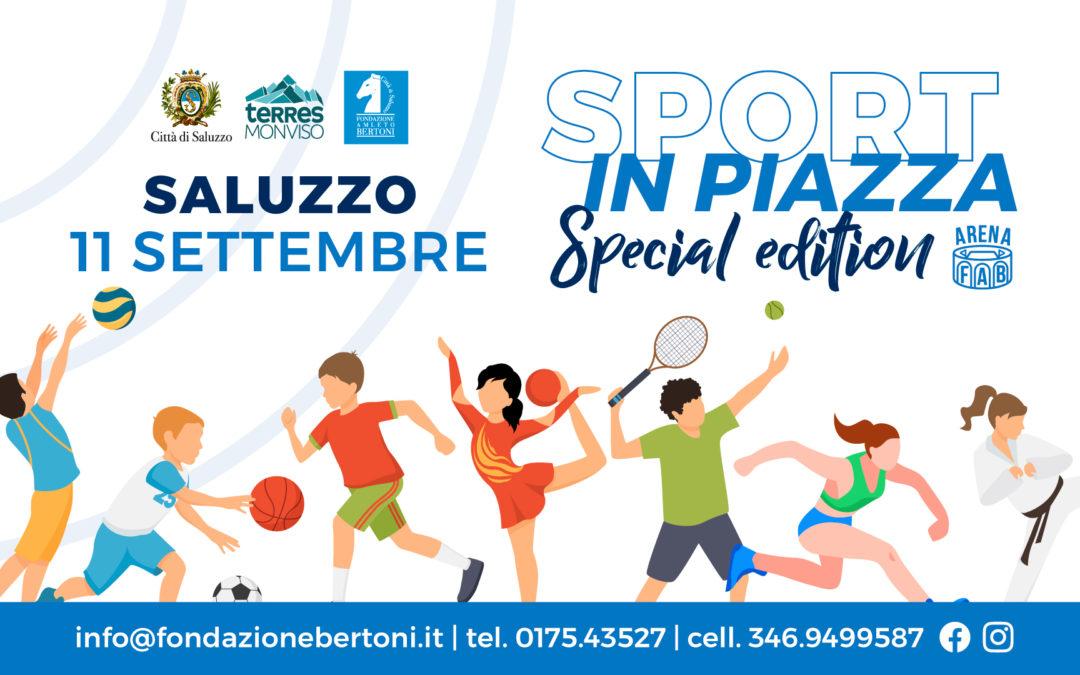 Sport in Piazza 2020
