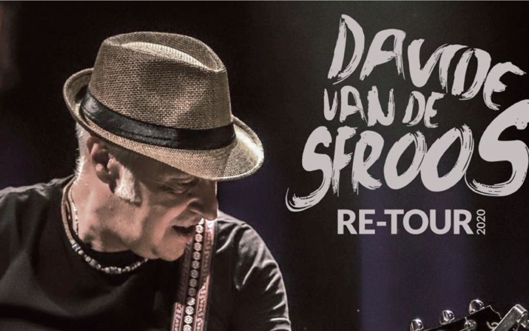 Davide Van De Sfroos in Re-Tour