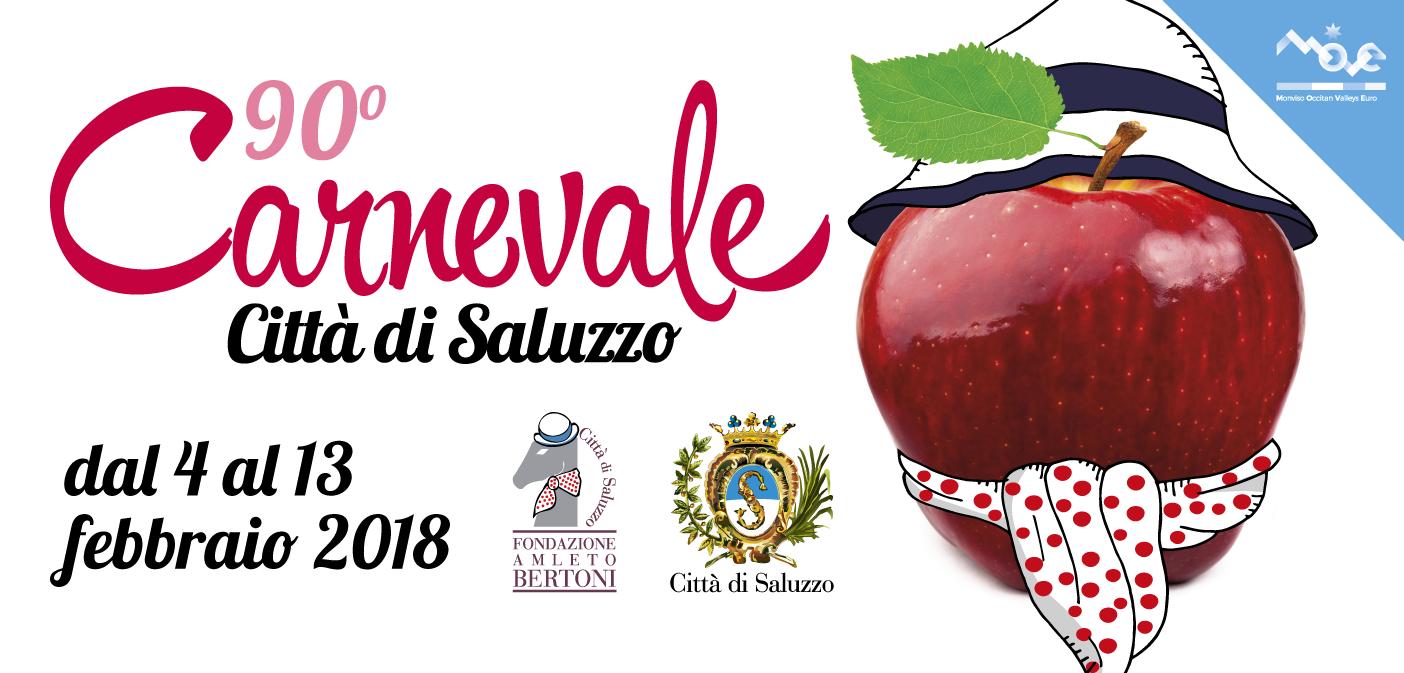 90° Carnevale Città Saluzzo 2018 – il programma